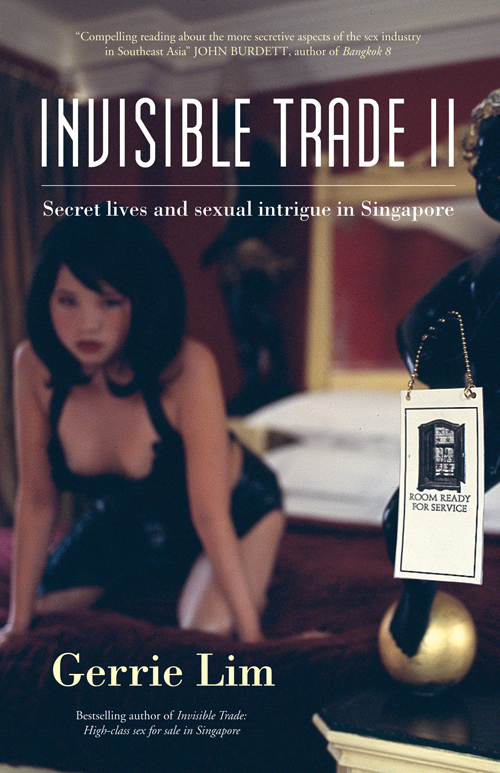 Invisible Trade II By: Gerrie Lim