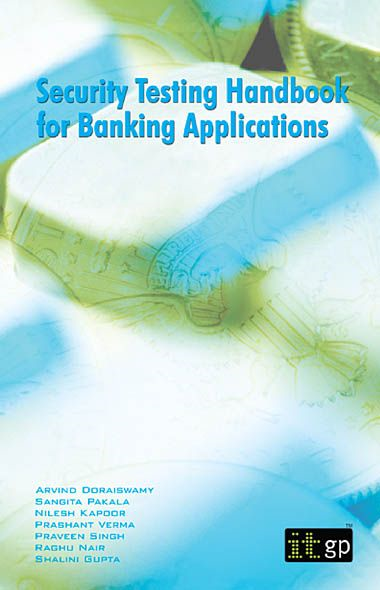 9781905356836  Security Testing Handbook For Banking Applications