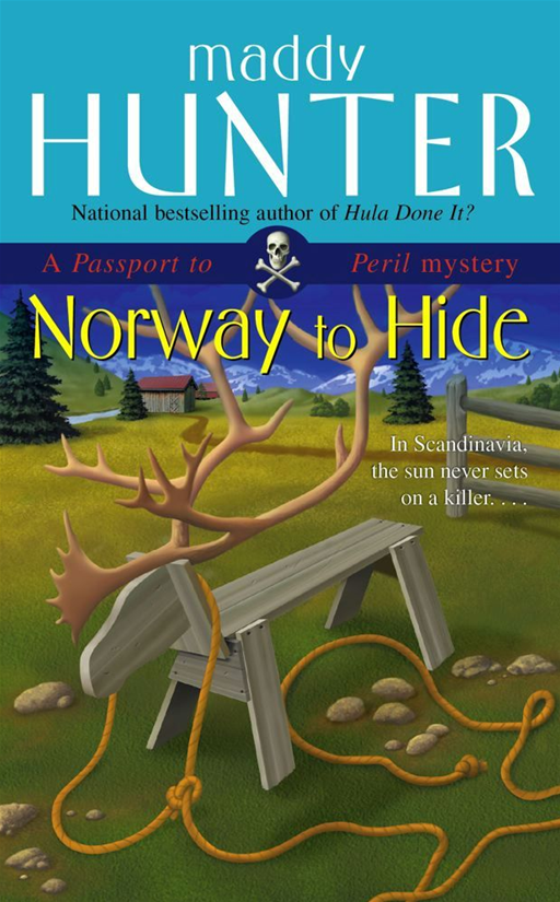 Norway to Hide By: Maddy Hunter