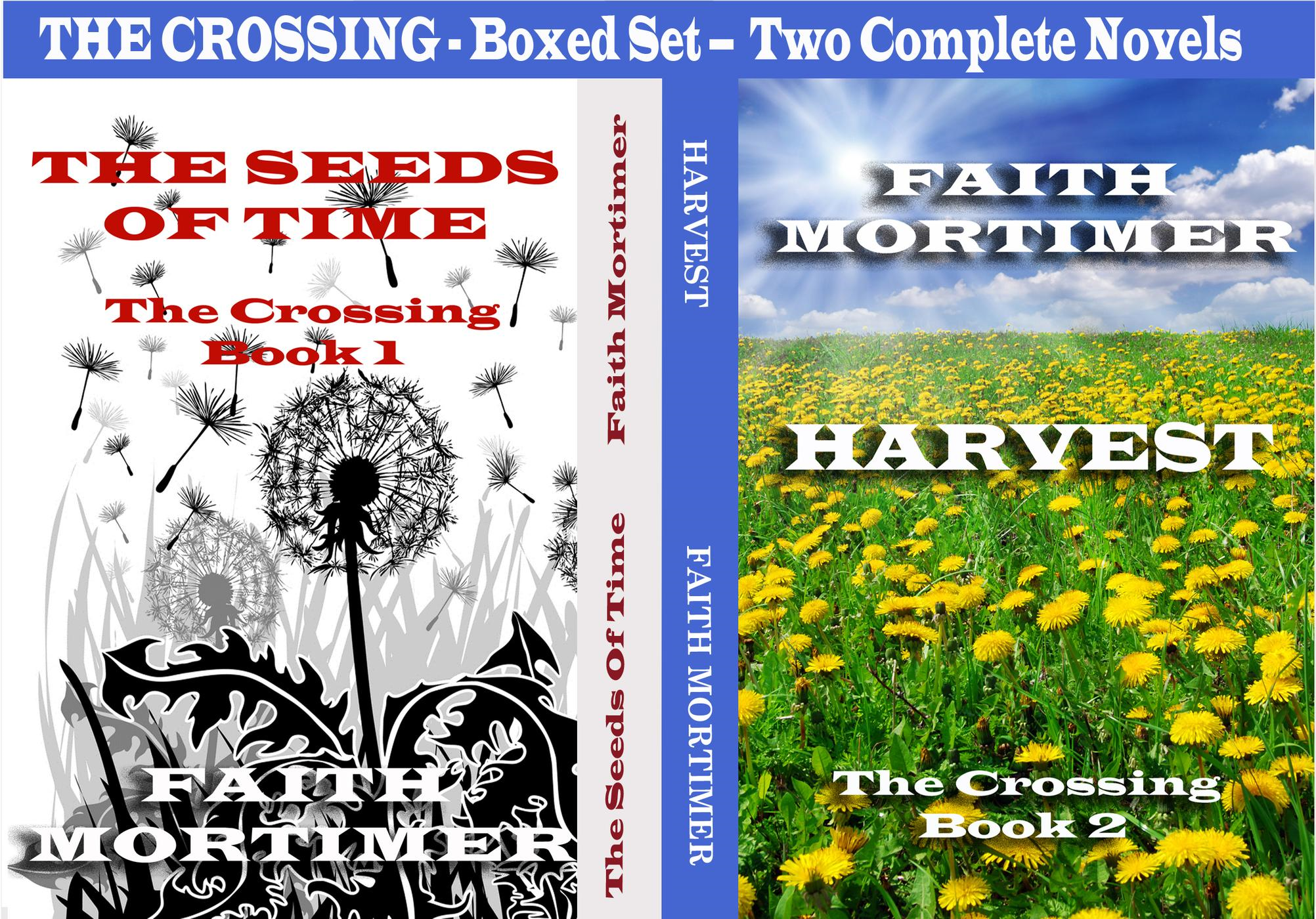 The Crossing - Boxed set of Two Action & Adventure Novels
