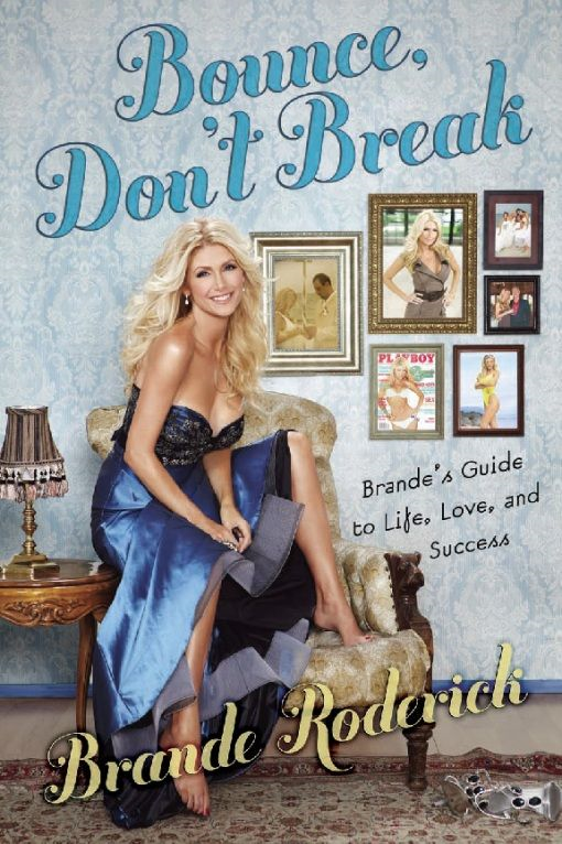 Bounce, Don't Break: Brande's Guide to Life, Love, and Success