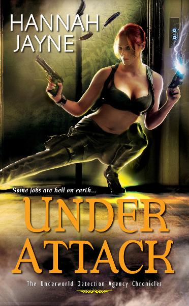 Under Attack By: Hannah Jayne