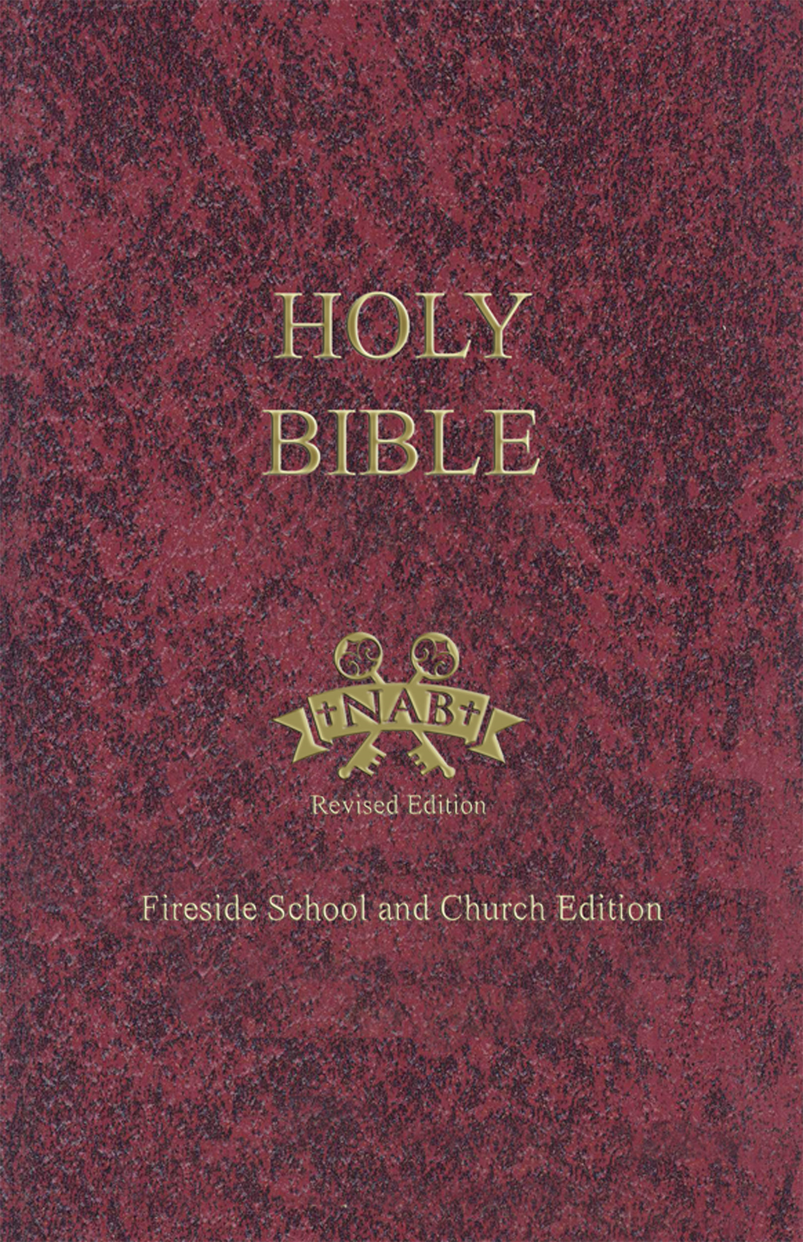 Fireside School & Church Edition - NABRE