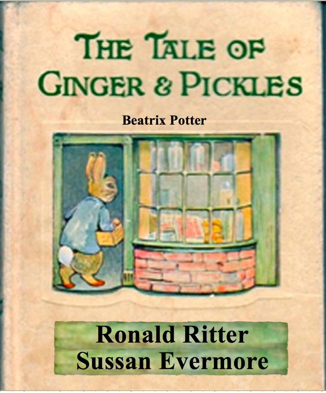 The Tale of Ginger & Pickles & Beatrix Potter, the lady in The Mist