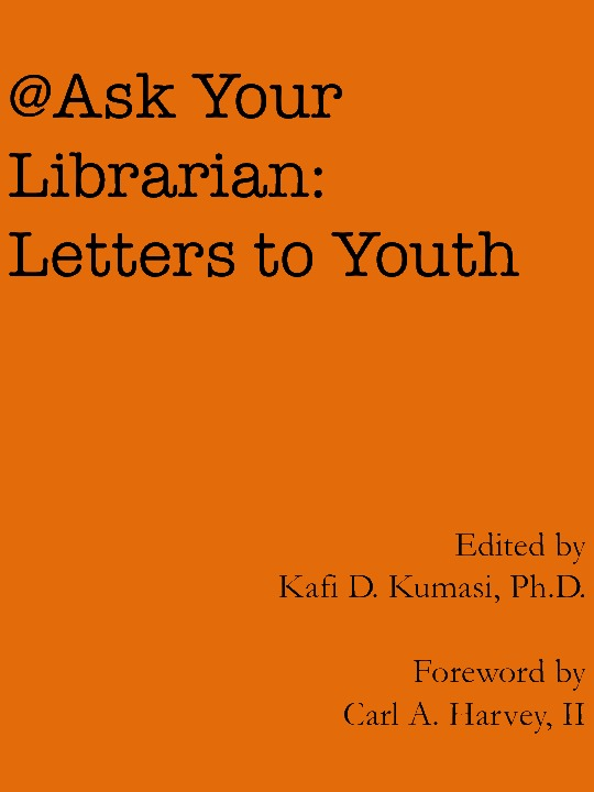Ask Your Librarian: Letters to Youth
