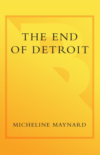 The End of Detroit