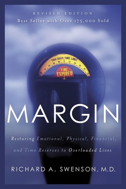Margin By: Richard Swenson
