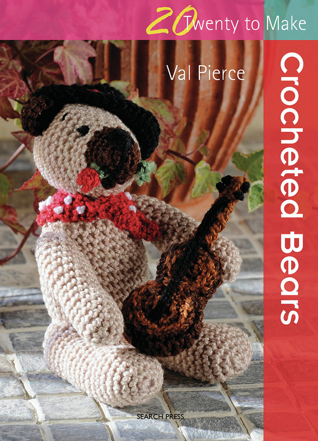 Crocheted Bears By: Val Pierce