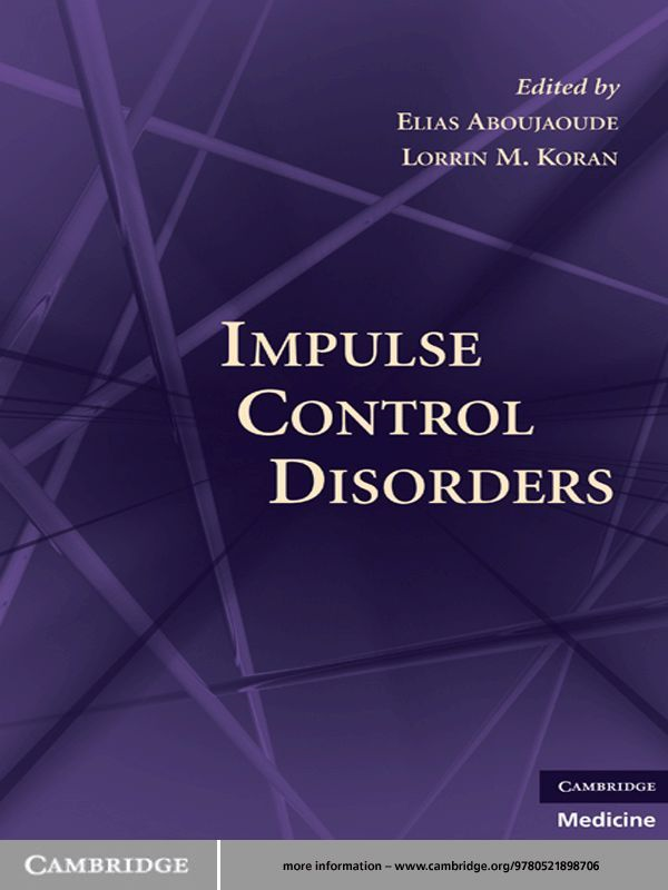 Impulse Control Disorders By: