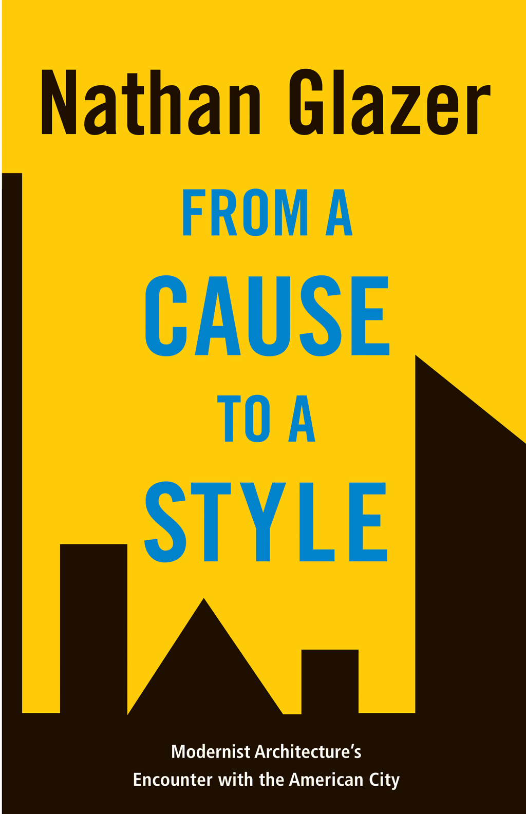 From a Cause to a Style By: Nathan Glazer