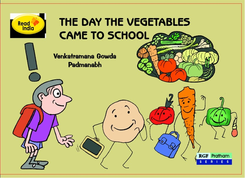 The Day Vegetables Came to School
