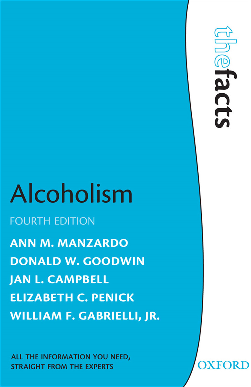 Alcoholism By: Ann M. Manzardo,Donald W. Goodwin,Elizabeth C. Penick,Jan L. Campbell,William F. Gabrielli, Jr.