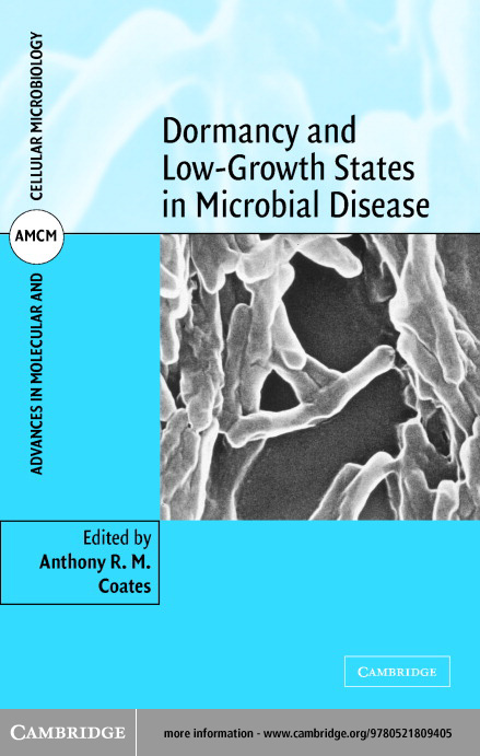 Dormancy and Low Growth States in Microbial Disease
