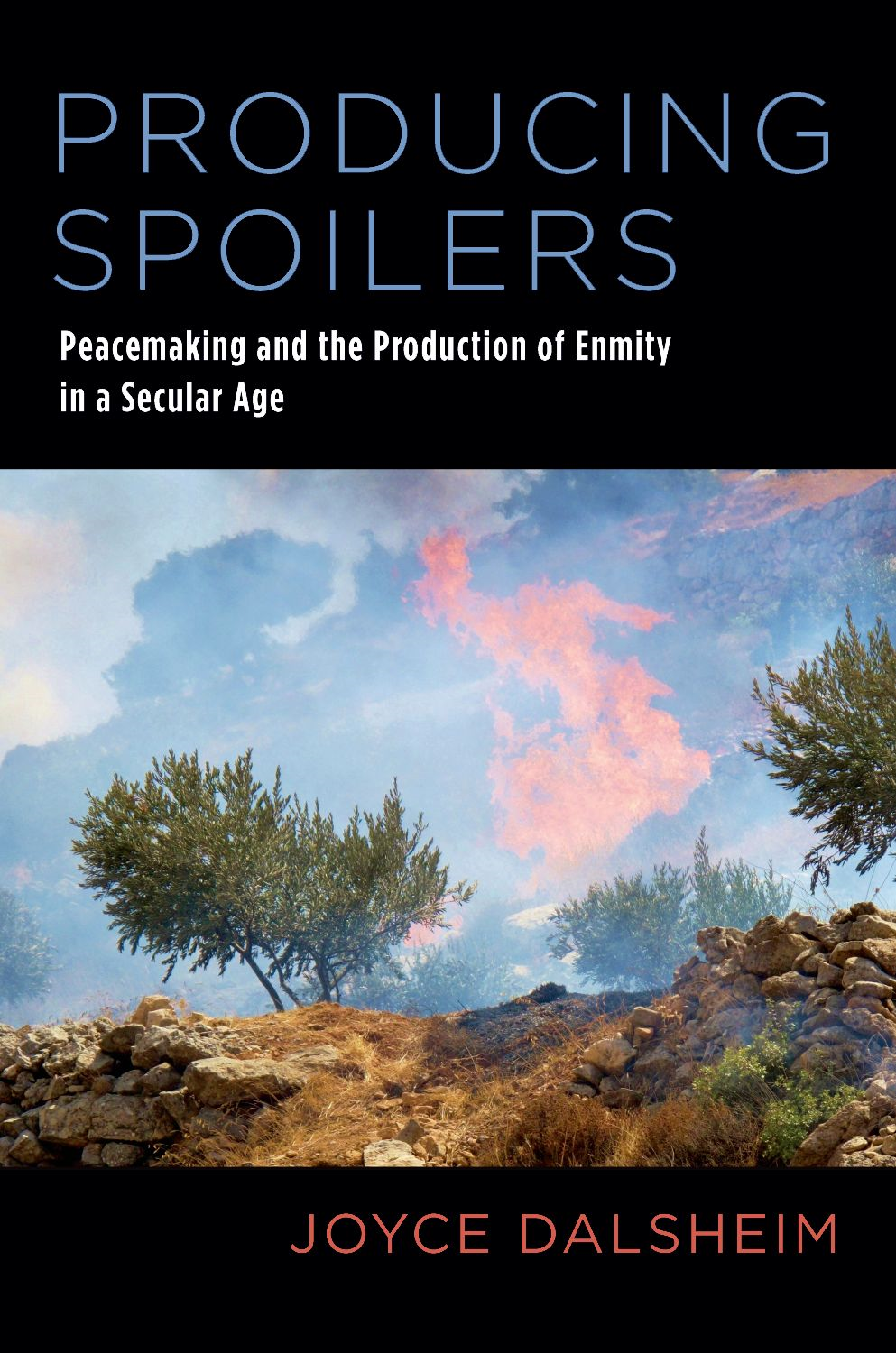 Producing Spoilers: Peacemaking and the Production of Enmity in a Secular Age