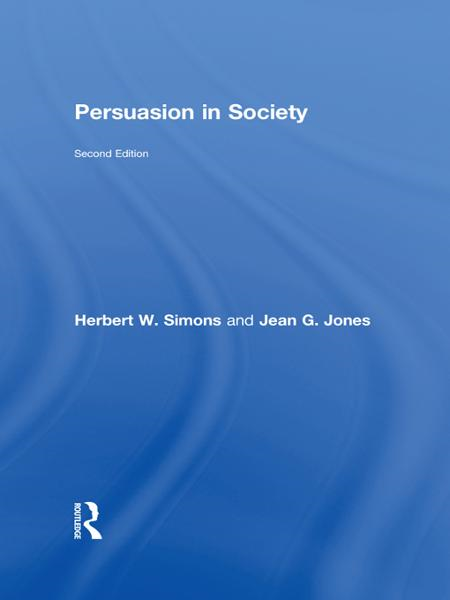 Persuasion and Contemporary Culture
