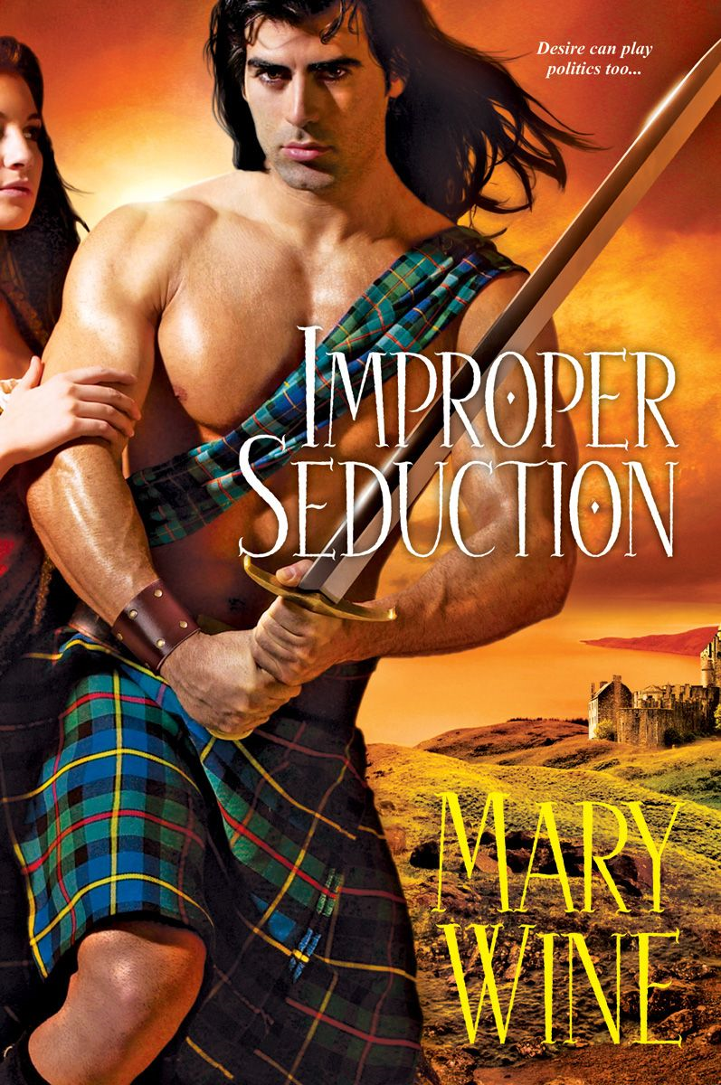 Improper Seduction By: Mary Wine
