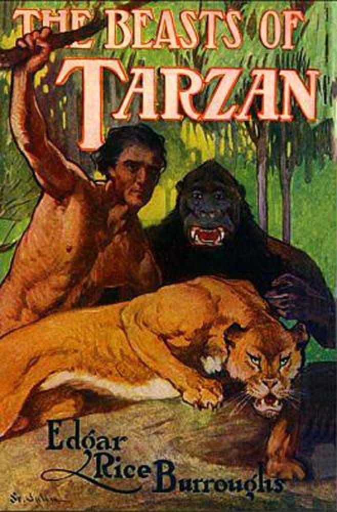 The Beasts of Tarzan By: Edgar Rice Burroughs