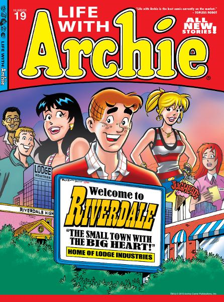 Life With Archie #19 By: Paul Kupperberg, Fernando Ruiz, Pat Kennedy, Tim Kennedy