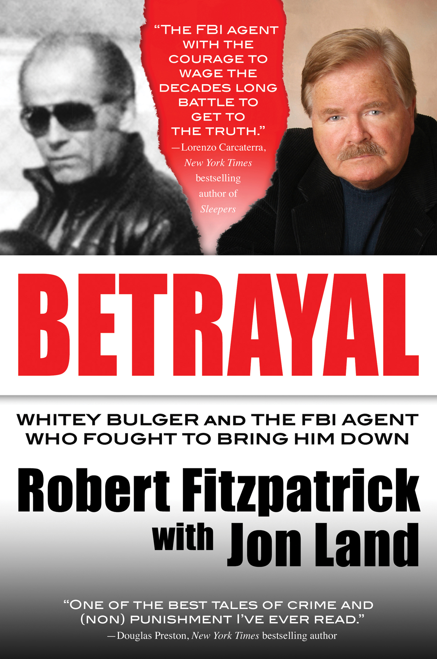 Betrayal By: Jon Land,Robert Fitzpatrick