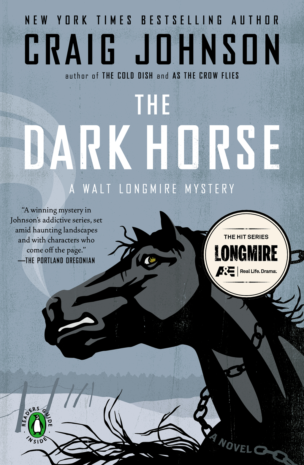 The Dark Horse By: Craig Johnson