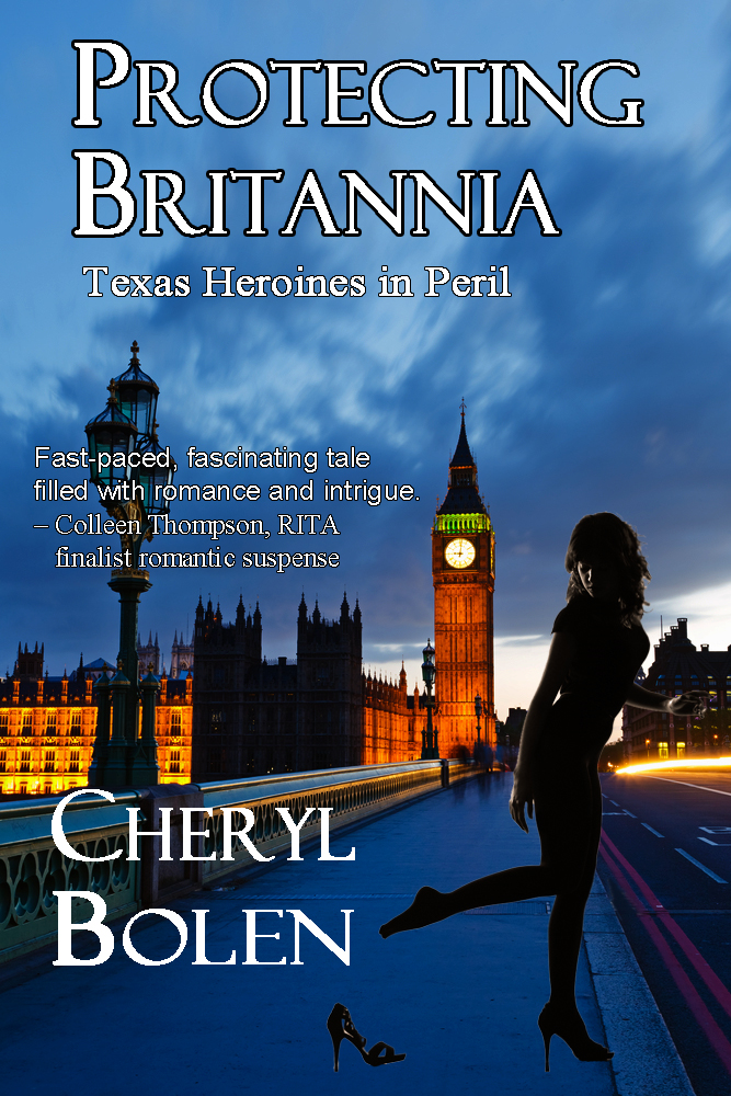Protecting Britannia (Romantic Suspense Series) By: Cheryl Bolen