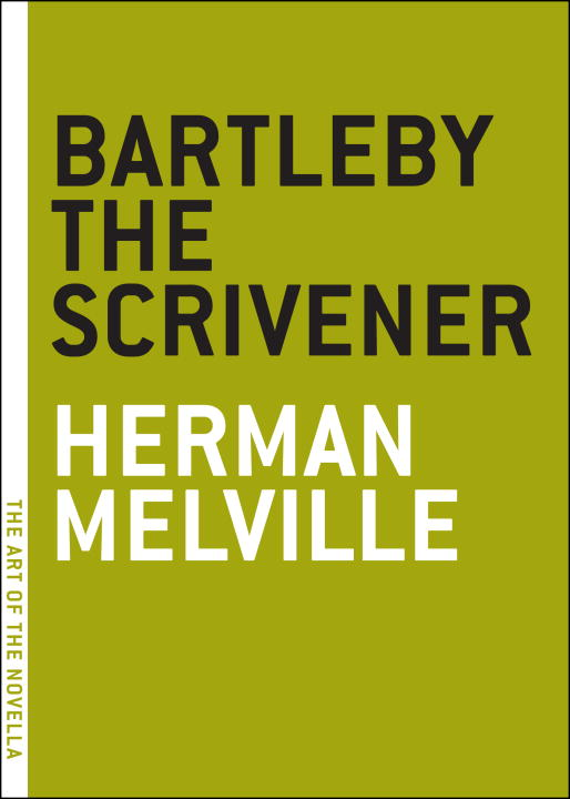 Cover Image: Bartleby the Scrivener