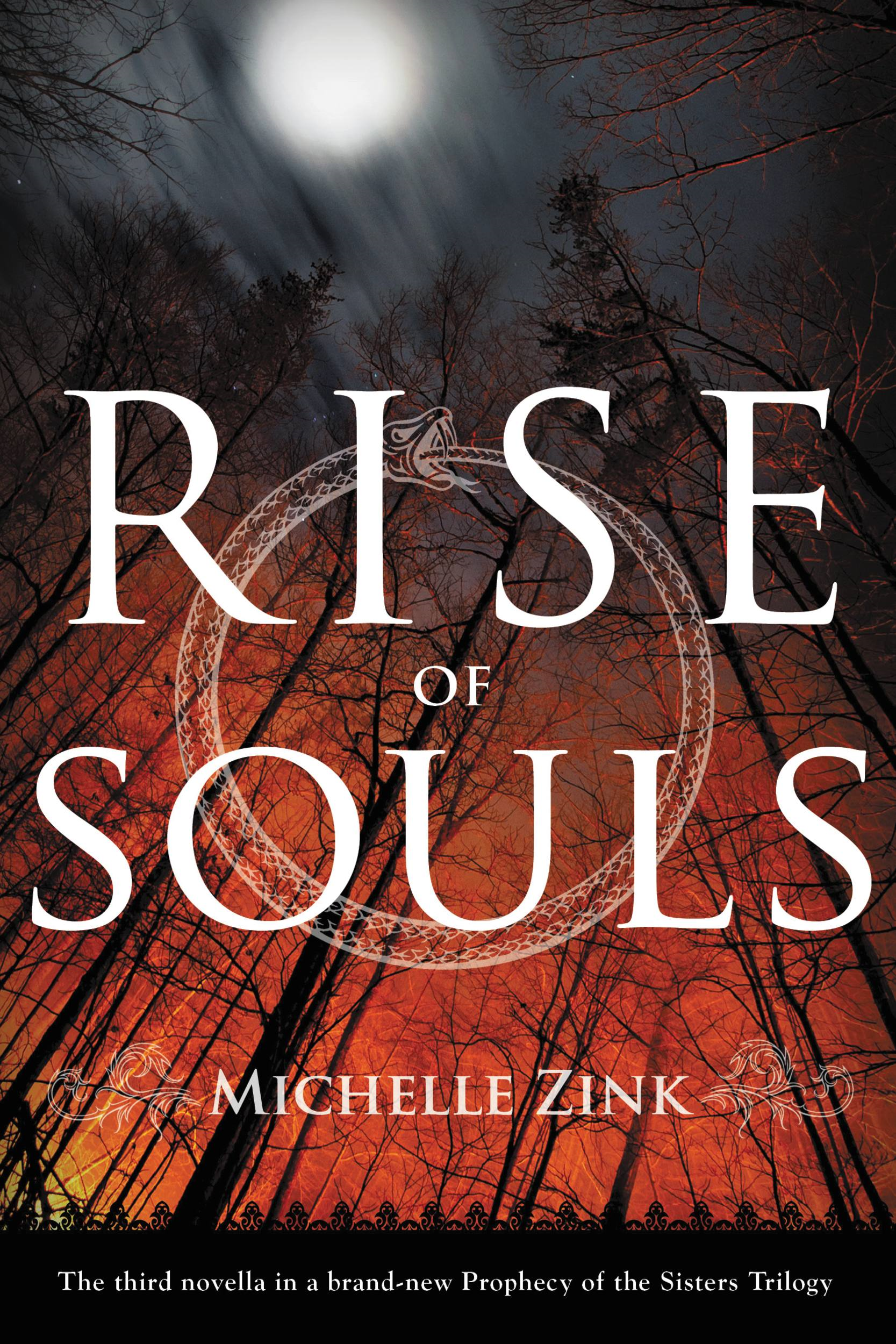 Rise of Souls By: Michelle Zink