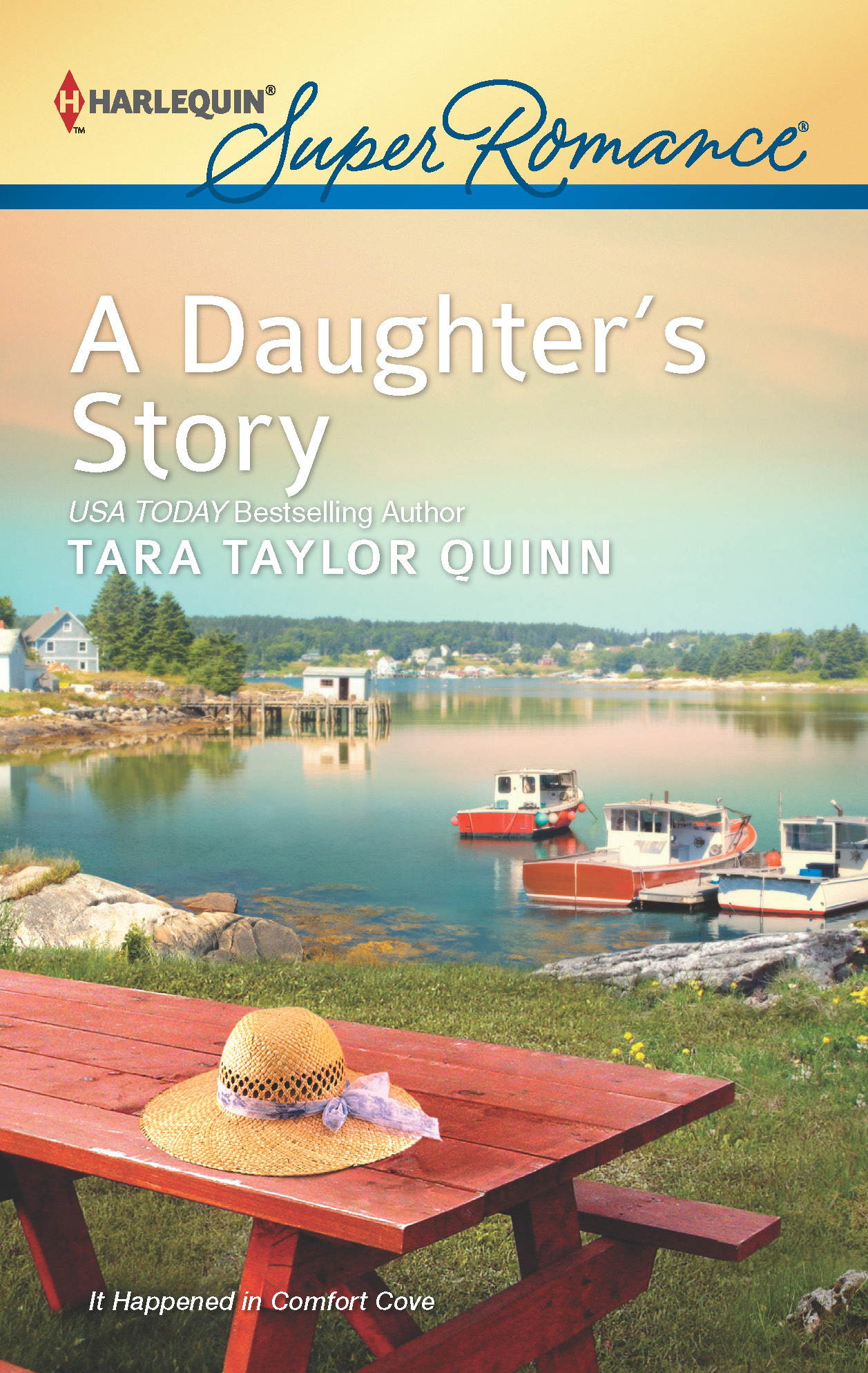 A Daughter's Story By: Tara Taylor Quinn