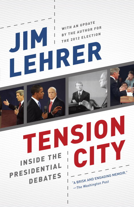 Tension City By: Jim Lehrer
