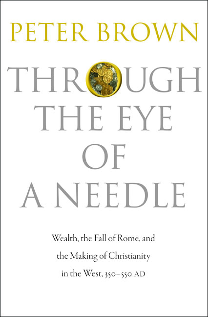Through the Eye of a Needle By: Peter Brown