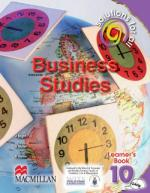 Solutions for All Business Studies Grade 10 Learner?s Book