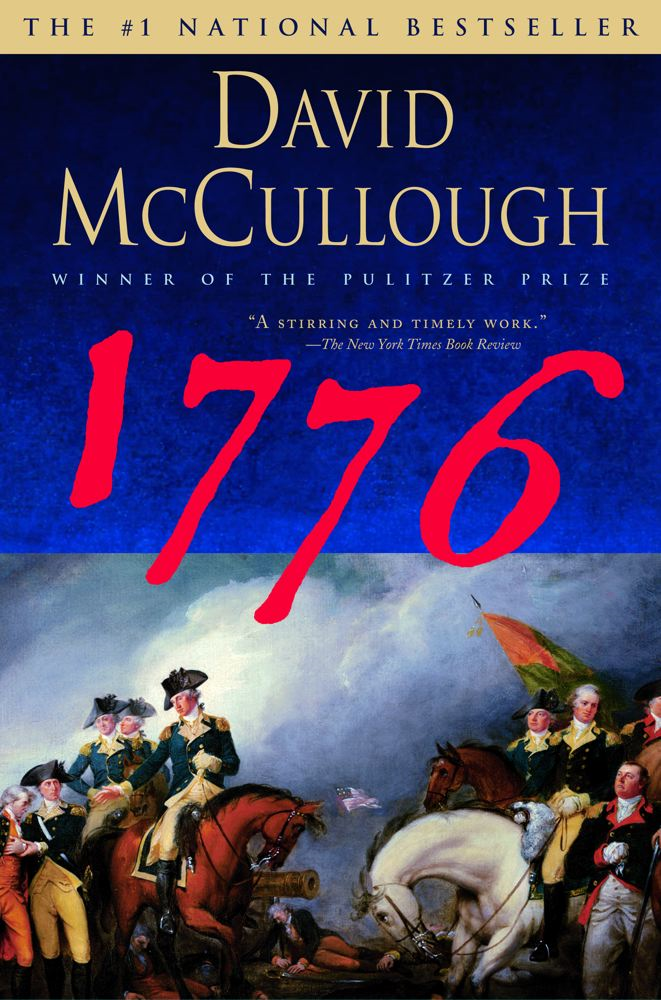 1776 By: David McCullough