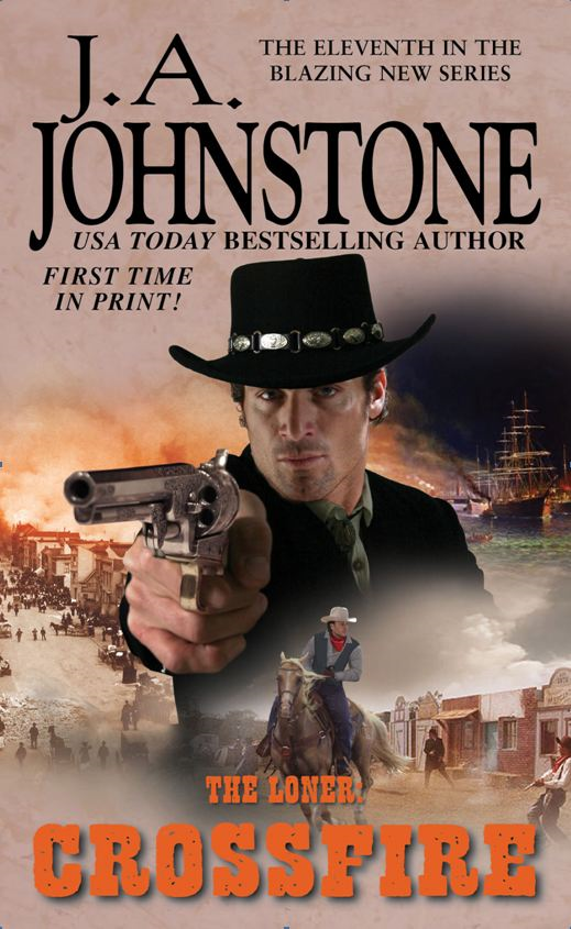 Crossfire By: J.A. Johnstone