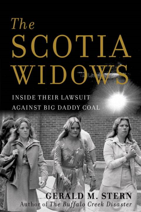 The Scotia Widows By: Gerald Stern