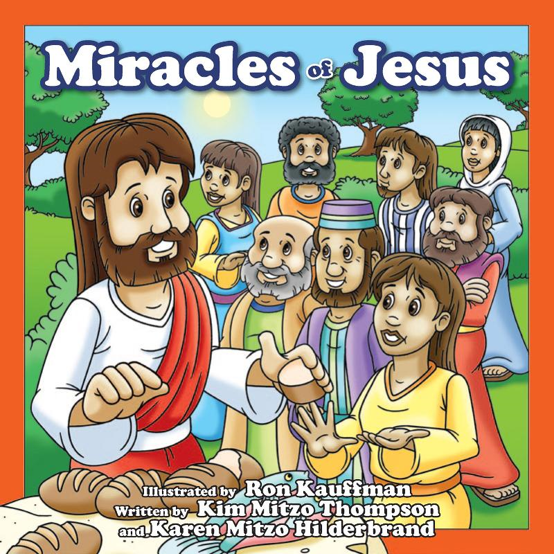 Miracles of Jesus By: MITZO THOMPSON, KIM