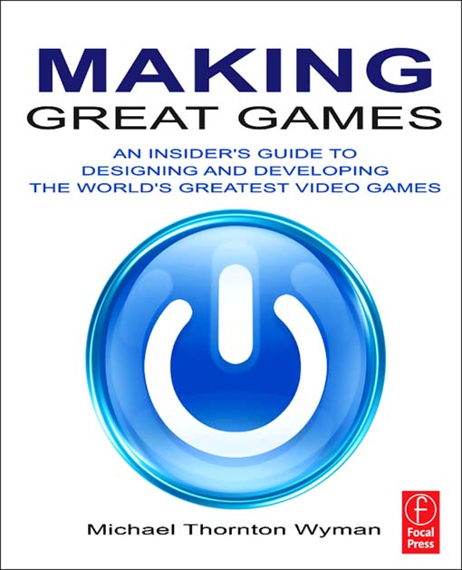 Making Great Games