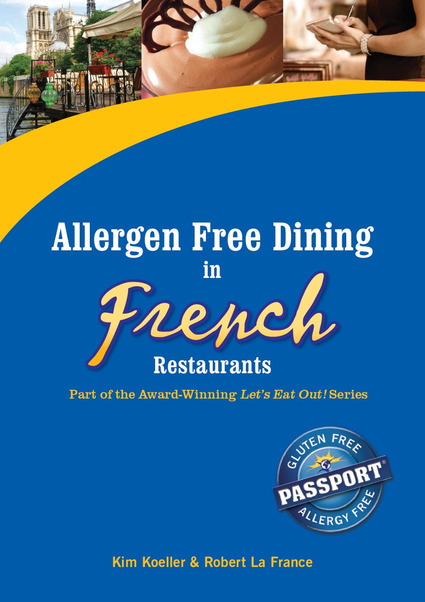 Allergen Free Dining in French Restaurants