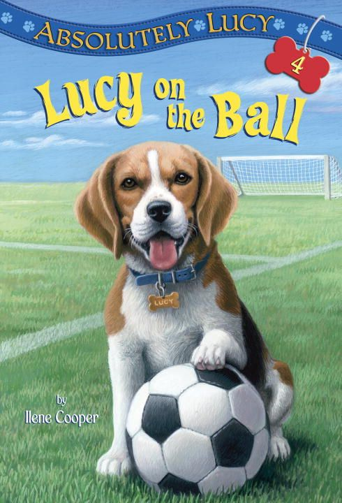 Cover Image: Absolutely Lucy #4: Lucy on the Ball