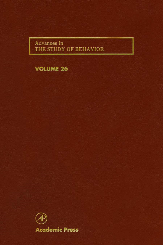 Peter J.B.  Slater - Advances in the Study of Behavior: Volume 26