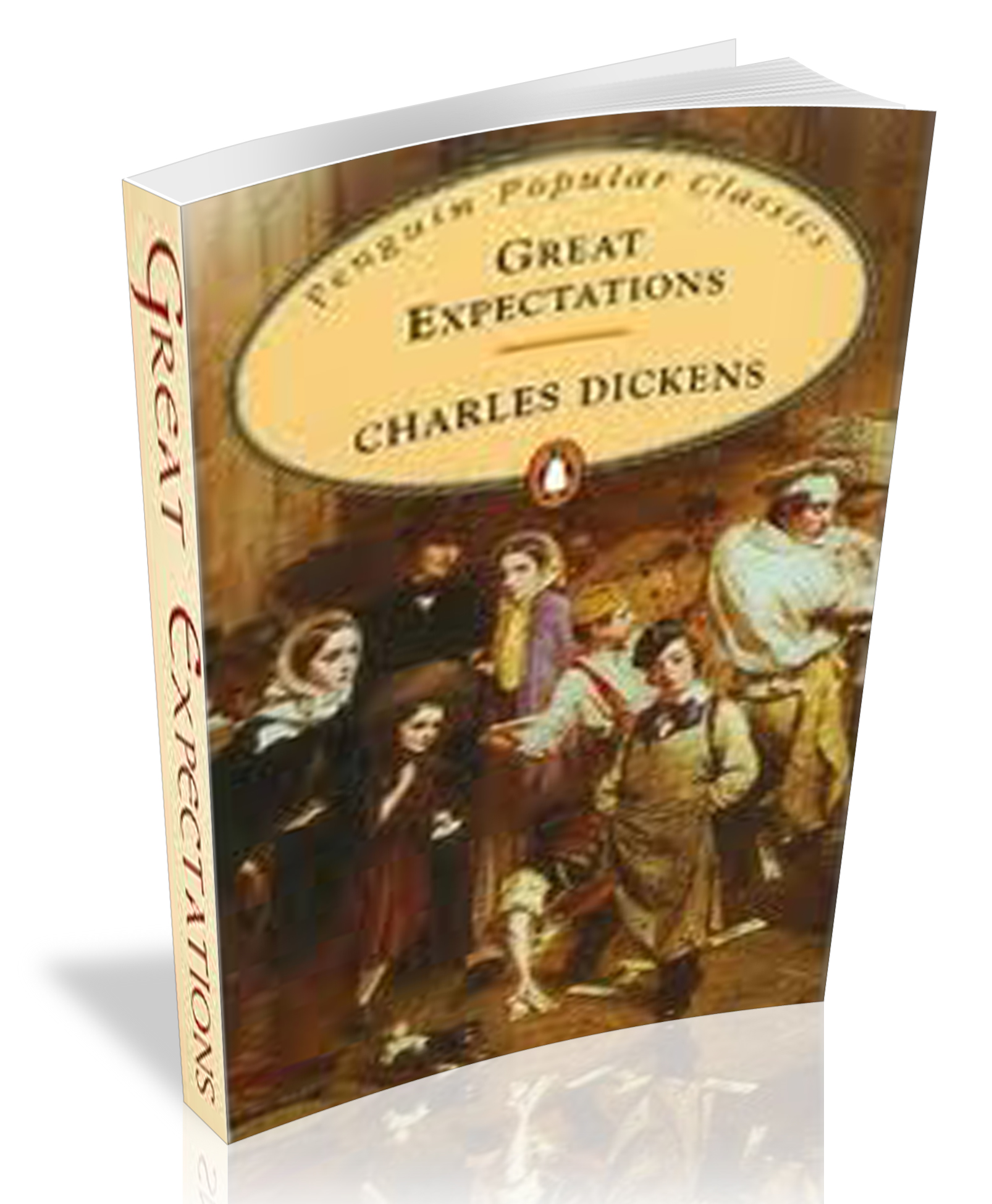 an overview of the characters in great expectations a novel by charles dickens Great expectations by charles dickens the main character of this novel is orphaned from the start summary chapter 1.