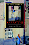 The Cambridge Companion To Narrative