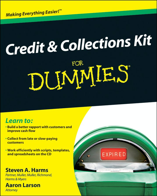 Credit and Collections Kit For Dummies