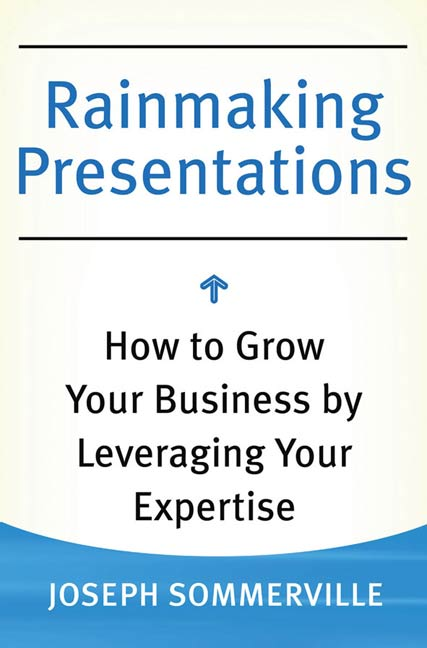 Rainmaking Presentations