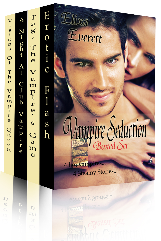 Elixa Everett - Vampire Seduction Boxed Set