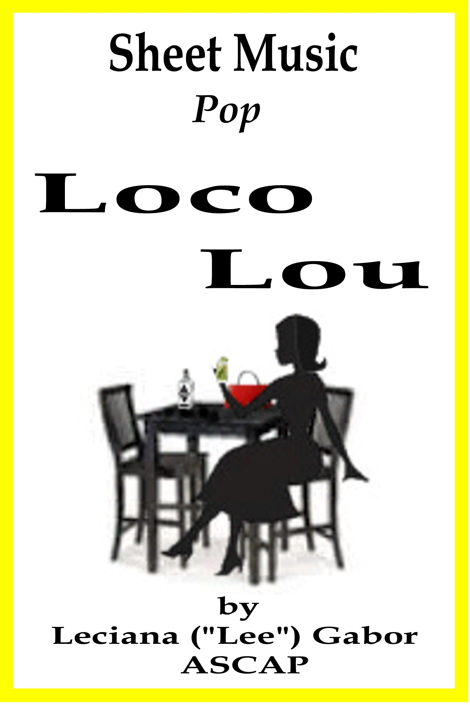 Sheet Music Loco Lou