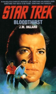Bloodthirst By: J.M. Dillard