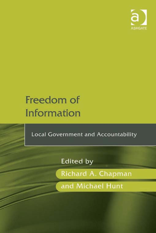 Freedom of Information By: