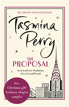 The Perfect Christmas Treat – an exclusive e-book sampler of The Proposal