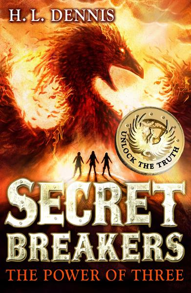 Secret Breakers 1: The Power of Three