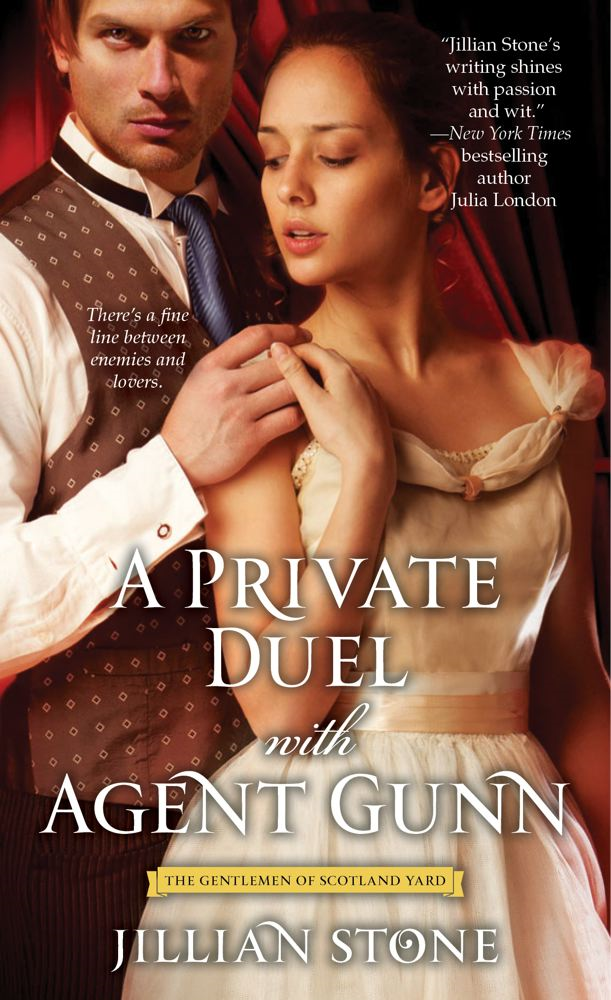 A Private Duel with Agent Gunn By: Jillian Stone
